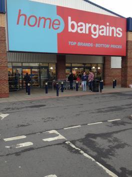 Moorgate Retail Park, Bury