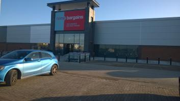 Teesbay Retail Park, Hartlepool