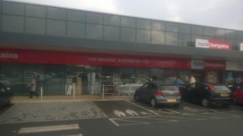Halewood Centre, Halewood, Liverpool