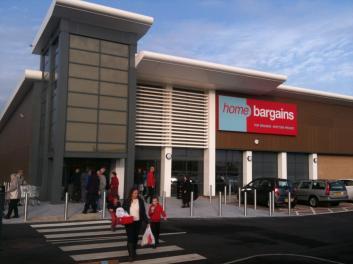 Harwich Gateway Retail Park
