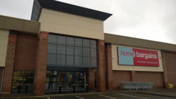 Dumfries Retail Park, College Mains Road, Dumfries