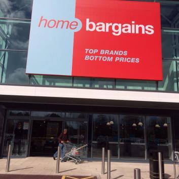 home bargains junctionnine retail park warrington. Black Bedroom Furniture Sets. Home Design Ideas