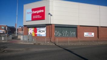 Riverhead Retail Park, Grimsby