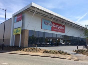 Home Bargains Cambourne Retail Park Back Lane Cambourne Opening Times Directions
