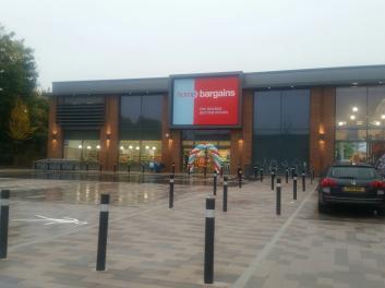 Home Bargains Kirkstall Bridge Shopping Park Leeds