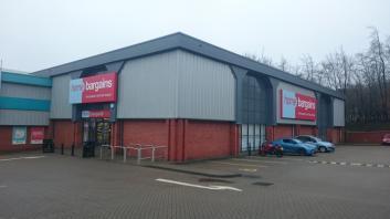 Oaks Retail Park, Harlow