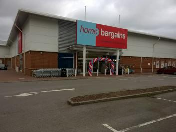 London Road Retail Park, Maidstone