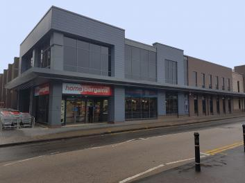 Home Bargains High Street Harborne Birmingham Opening