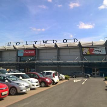 Holywood Exchange Retail Park, Holywood