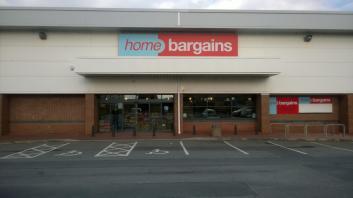 Penrhos Retail Park, Holyhead, Angelsey