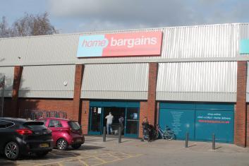 Southampton Road Retail Park, Fareham