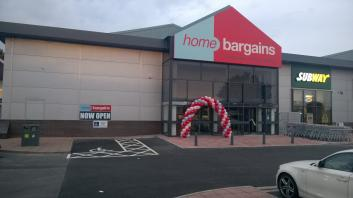 Greyhound Retail Park, Sealand Road, Chester
