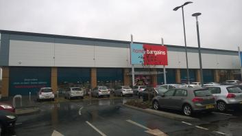 St Margarets Retail Park, Leicester