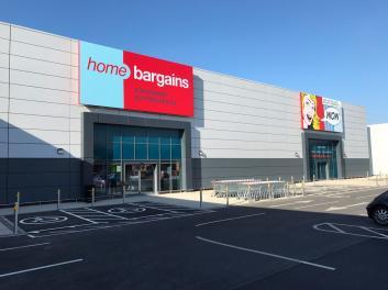 Ings Retail Park, Ings Road, Wakefield