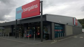Home Bargains Brookfield Glossop Opening Times Directions