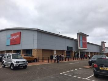 Cardiff Bay Retail Park, Ferry Road, Cardiff