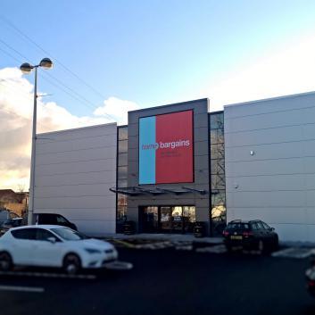 Connswater Retail Park, Connswater, Belfast