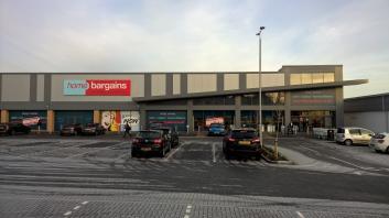 Craigmillar Shopping Centre, Niddrie Mains Road, Craigmillar