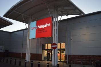 Home Bargains Bolton Shopping Park Trinity Road Bolton Opening