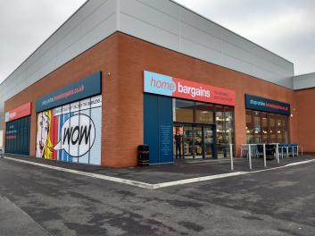 Belgrave Retail Park, Town Street, Stanningley, Leeds