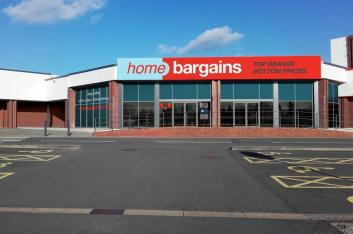 Home Bargains Killingworth Centre Killingworth Newcastle Upon Tyne