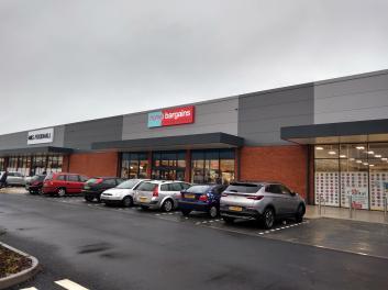 Brockhurst Gate Retail Park, Gosport
