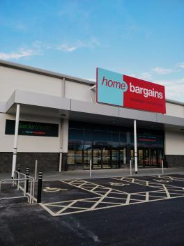 Leggar Retail Park, Bridgwater