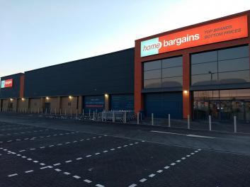 St Rollox Retail Park, Glasgow