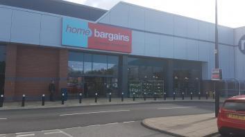 Berryden Retail Park, Aberdeen