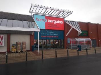 Heathfield Retail Park