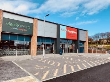 Essington Way Retail Park, Peterlee