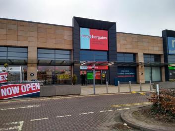 Hermiston Gait Retail Park, Edinburgh