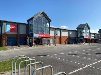 Quedgeley Retail Park, Gloucester
