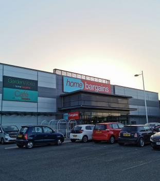 Longwood Retail Park, Newtownabbey