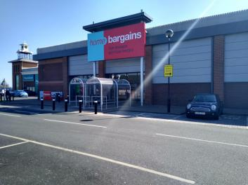 Belvedere Retail Park, Newcastle