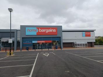 Riverside Retail Park, Nottingham